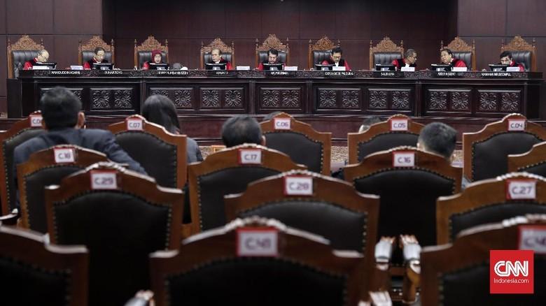 MK Kabulkan Gugatan Caleg Gerindra DPRD Kalbar