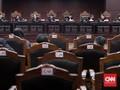 Uji Materi UU KPK Jadi Perdebatan di MK