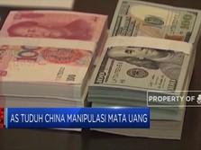 AS Sebut China Manipulator Mata Uang