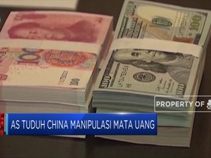 AS Sebut China Manipulator Mata Uang