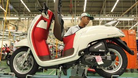 Honda Scoopy 'Merah-Putih' Sambut Hari Kemerdekaan