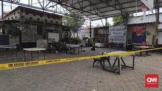 Penyerangan Kafe Nobar PSM, Polisi Tetapkan 9 Tersangka