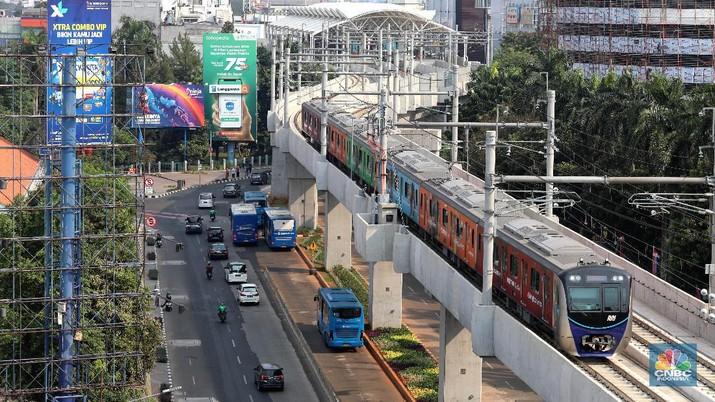 MRT Jakarta: Pakai Duit Jepang, Kiblat Pengoperasian ke Korea
