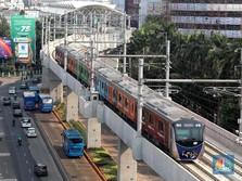 Hore! MRT Bakal Bablas Sampai Ancol Mulai 2023