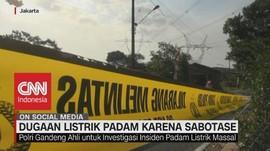 VIDEO: Polisi Duga Pemadaman Listrik Massal Karena Sabotase