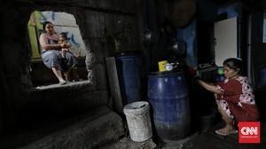 FOTO : Menengok Kampung Kumuh di Sudut-sudut Jakarta