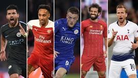 5 Calon Top Skor Liga Inggris Musim Ini
