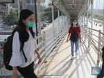 Kualitas Udara Masih Tak Sehat, Selamat Minggu Pagi Jakarta!