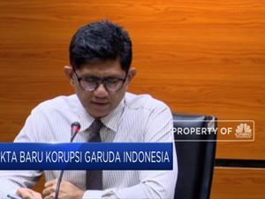 Ini Fakta Baru Kasus Suap Garuda Indonesia