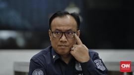Polisi Duga Ada yang Siram Bensin ke Aparat Saat Demo Cianjur