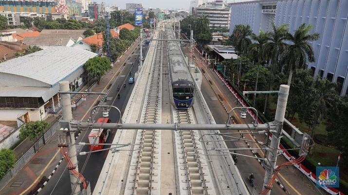 MRT Jakarta: Kini Cuma 16 Km, 2030 Ditargetkan Jadi 230 Km