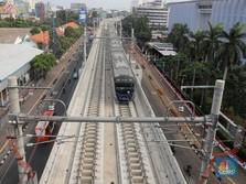 MRT Jakarta Tembus Kawasan Kota Tua di 2024