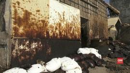 VIDEO: Limbah Pertamina Masuk ke Dalam Rumah Warga
