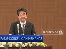 Hubungan Jepang - Korsel Panas, Ini Kata PM Abe