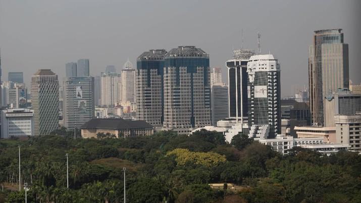 Ibu Kota Negara akan dipindahkan dari Jakarta ke Kalimantan Timur.