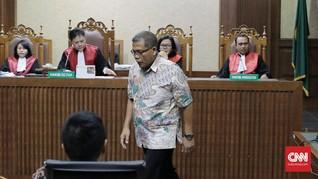 Terbukti Terima Suap SPAM, Pejabat PUPR Divonis 6 Tahun Bui