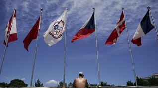 Gelombang Panas Jepang Ancaman Olimpiade 2020