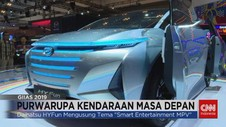 VIDEO: Begini Wajah Kendaraan Masa Depan