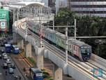 Super Transportasi di DKI: MRT, KRL dan Ojol 'Kawin'