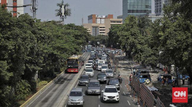 Pengamat Kritik Gagasan Taksi Online Kebal Ganjil Genap