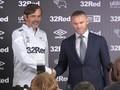 VIDEO: Rooney Jadi Pemain-Pelatih di Derby County