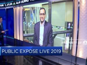 BEI Gelar Public Expose Live 2019