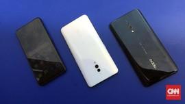 Oppo Kembali Jajal Pasar Ponsel Kamera Pop-up