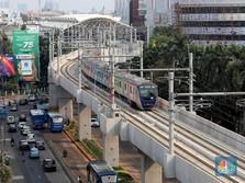 Jakarta Digoyang Demo, Penumpang MRT Pecah Rekor