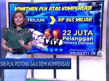 Nasib PLN, Potong Gaji Demi Kompensasi