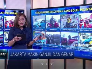 Jakarta Makin Ganjil dan Genap