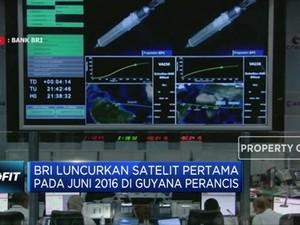 BRI Luncurkan Satelit Baru pada 2023