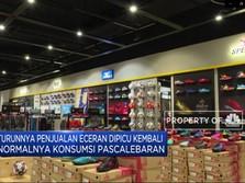 Juni 2019, Penjualan Eceran Menyusut