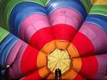 Melihat Cantiknya Langit di Festival Balon Udara Eropa