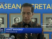 Resmi! Jokowi Teken Perpres Mobil Listrik