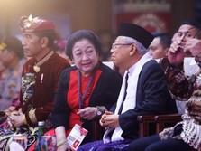Jawab Mega, Ini Janji Jokowi Beri Jatah Menteri Terbanyak
