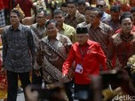 Prabowo Hadiri Kongres PDIP, Megawati: Masa Mau Tempur Terus