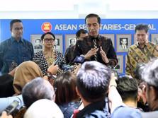 Kabinet Baru Jokowi: Sudah Final, Ada yang Berumur 25 Tahun