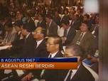 8 Agustus 1967 ASEAN Resmi Berdiri