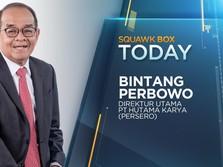 LIVE! Bos Hutama Karya Bicara Proyek Infrastruktur Era Jokowi