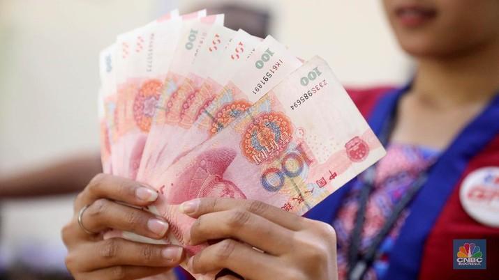 China telah dan sedang gencar memberi utangan kepada berbagai negara.