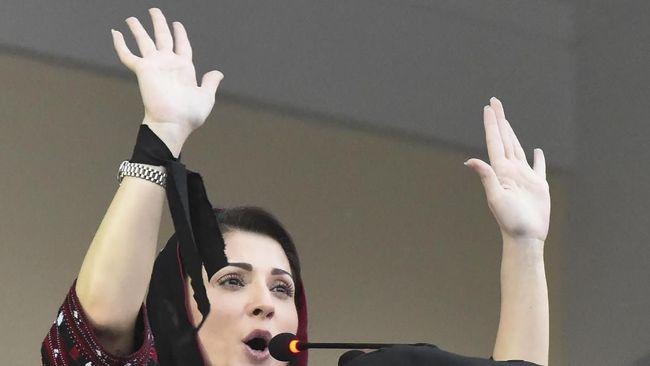 KPK Pakistan Tangkap Putri Eks PM Nawaz Sharif