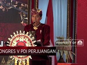 PDIP Minta Kursi Menteri Terbanyak, Ini Jawaban Jokowi