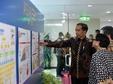 Menteri Baru Jokowi: 45% dari Parpol, 55% Profesional