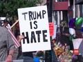 VIDEO: Lawatan Trump ke Korban Penembakan Picu Kontroversi