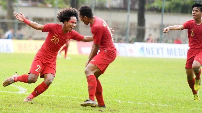 Hasil Piala AFF: Timnas Indonesia U-18 Menang 6-1 atas Brunei