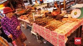 'Menguji' Iman di Pasar Beriman Tomohon
