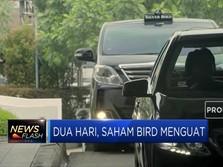 Perluasan Wilayah Ganjil Genap Jadi Penggerak Saham BIRD