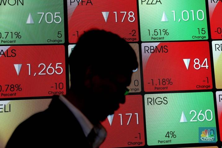 Sepanjang pekan ini, pasar saham, pasar obligasi, serta rupiah diterpa tekanan jual dengan intensitas yang besar.