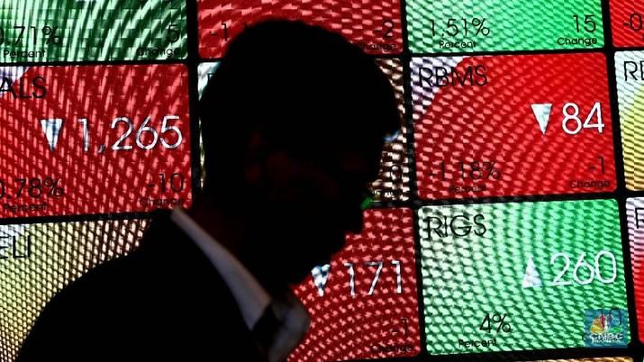 Bursa Efek Indonesia (BEI) menghentikan sementara perdagangan saham FORZ dan LUCK.