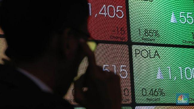 IHSG Investor Masih Wait & See, Transaksi Harian Cuma Rp 5,4 T